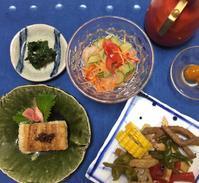 うなぎおこわ - 赤煉瓦洋館の雅茶子