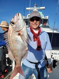 初めての釣りがタイラバゲーム - 五島列島 遊漁船 MANA 釣果情報 ヒラマサ