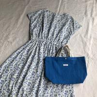 コットンボイルでワンピース - Flora 大人服とナチュラル雑貨