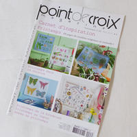 Point de croix magazine 特集号 2015年3月 No. 63 - Point de X のこと