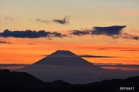 90km先の富士 - 写愛館