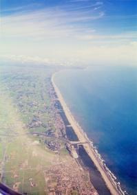 砂浜の減少 - かさぶたろぐ