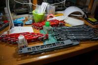 【鉄道模型・HO】大牟田貨物編成を作る(ウェザリング編) - kazuの日々のエキサイトな企み!