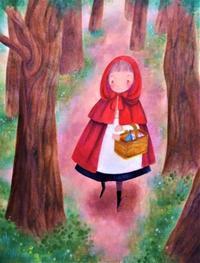 赤ずきんちゃん森の中☆ - ギャラリー I