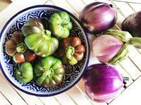 我が家の菜園日記 n.32 ~今年1回目の保存食作り! - 幸せなシチリアの食卓、時々旅