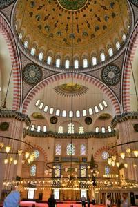 カリグラフィー…スレイマニエジャーミィ― - 写真でイスラーム