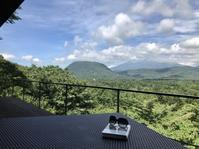 軽井沢で過ごす夏休み - 林幸千代 ブログ 世界で一番あなたがキレイ