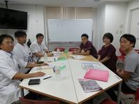 病院見学の方が来てくださいました(*'∀') - 長崎大学病院 医療教育開発センター           医師育成キャリア支援室
