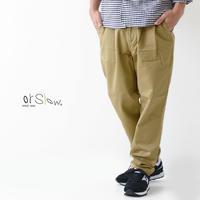 ◯orslow [オアスロウ] BILLY JEAN [01-5560-40] ビリージーン・パンツ・チノパンツ・MEN'S - refalt blog