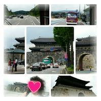 2019年7月・弾丸ソウル旅行♪④~水原(スウォン)までショートトリップ♪~ - コグマの気持ち