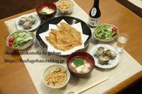 笹カレイの唐揚げDEおうち飲み(o^^o) - おばちゃんとこのフーフー(夫婦)ごはん