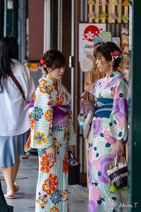 京都のオーバーツーリズム -4- - ◆Akira's Candid Photography