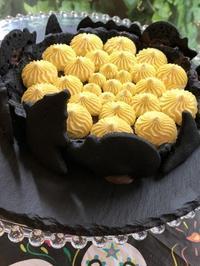 ハロウィン 絶望的に可愛い生チョコタルト - 調布の小さな手作りお菓子教室 アトリエタルトタタン