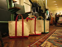 """""""L.L.Bean TOTE BAG MADE IN U.S.A.""""ってこんなこと。 - THE THREE ROBBERS ってこんなこと。"""