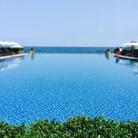 釜山旅行 7 ヒルトン釜山の心地良いプール♪ - ハレクラニな毎日Ⅱ