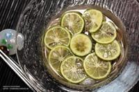 【夏バテ対策!わさび香る夏のひんやりすだちそば~すだちとわさびの薬膳なお話。】 - 薬膳料理と酒肴のレシピブログ~ゆりぽむの今宵も酔い宵。