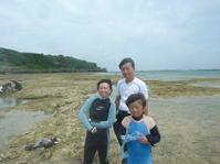 到着後にイワシの群れ~大度海岸(ジョン万ビーチ)シュノーケリング~ - 沖縄本島最南端・糸満の水中世界をご案内!「海の遊び処 なかゆくい」