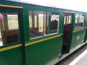 イギリスロムニー鉄道に乗ってみた -