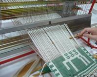 とうとうヤノフ織り - アトリエひなぎく 手織り日記