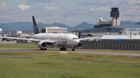 藤田八束の飛行機の魅力@ANAからの情景、飛行機から我が家が見える? 我が町西宮市も良いものだ、伊丹空港の魅力 - 藤田八束の日記