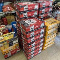 ビールが大量入荷です!!!!暑い夏をビールで乗り切ってください。 - ブランド品、時計、金・プラチナ、お酒買取フリマハイクラスの日記