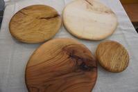 studio SAVI 木の台皿 - うつわ楓店主たより