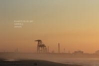 砂だらけの好奇心^^(夏の朝、海でⅣ) - FUNKY'S BLUE SKY