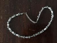 クリスタルのネックレス140値下げ - スペイン・バルセロナ・アンティーク gyu's shop