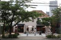 WHITE CAFE(ホワイトカフェ)のテラスでCoffee Break@兵庫/芦屋 - Bon appetit!