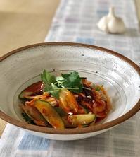 次回のお料理教室ご案内 - 今日も食べようキムチっ子クラブ (料理研究家 結城奈佳の韓国料理教室)
