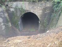昔の中央線の路線に日本統治時代のトンネルが!? - 韓国アート散歩