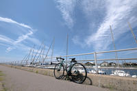 酒田と相棒 - 青い自転車とともに