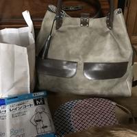お気に入りの旅行バグに・・・「作作堂さんの素敵なバッグ・・・」編 - 納屋Cafe 岡山