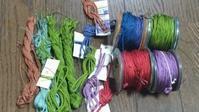 網袋用の糸 - よしのクラフトルーム