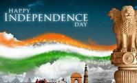 インド独立記念日とラーキー祭と - Blue Lotus