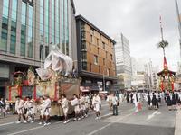 祇園祭 前祭 山鉾巡行 - y's 通信 ~季節を彩る風物詩~