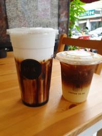 気になっていたHWC(黒沃咖啡)のレモンコーヒー・・・トライしてみました。これって味覚への挑戦! - メイフェの幸せ&美味しいいっぱい~in 台湾