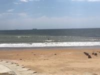 湾内台風うねり残り - 海ぼうずのエコエゴ日記