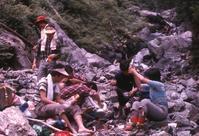 40年前の南アルプス『山行十話』の大穴を埋めるその1 - 山のmochiの晴耕雨読
