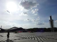 駒沢公園でオリンピックを体感しよう! - マイニチ★コバッケン