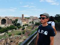 夏休み(2回目)ローマ - ヨーコのゲルマン体験記