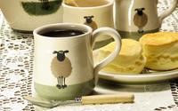 ひつじのマグカップでほっこり、ひと息 - ブルーベルの森-ブログ-英国のハンドメイド陶器と雑貨の通販