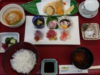 新昼食メニューの試食 - 金沢犀川温泉 川端の湯宿「滝亭」BLOG