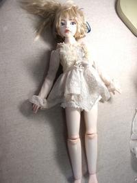 シェリーちゃんの衣装作り。。。♪^^ - rubyの好きなこと日記