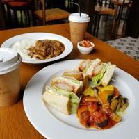 ルグラン軽井沢ホテル&リゾート * ASAMA cafe/浅間カフェのランチ♪ - ぴきょログ~軽井沢でぐーたら生活~