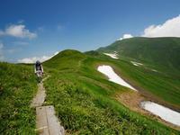 夏の月山姥ヶ岳 - tokoya3@