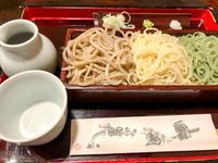 さらしな総本店 北口店@中野 - atsushisaito.blog