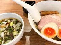 鶏そば煮干そば 花山@中野 - atsushisaito.blog