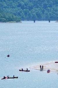 かなやま湖夏のおもいで - 根室線の四季*