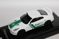 1/64 Kyosho OEM Nissan GT-R #4 - 1/87 SCHUCO & 1/64 KYOSHO ミニカーコレクション byまさーる